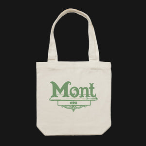 "MONT PUBLISHING HOUSE - ""CRU"" TOTE BAG *PRE-ORDER*"