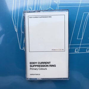 EDDY CURRENT SUPPRESSION RING - PRIMARY COLOURS CS