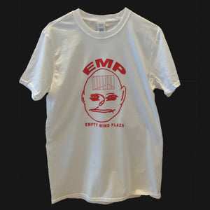 "EMPTY MIND PLAZA - ""EMP"" SHIRT"