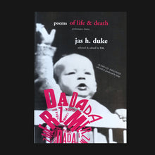 "JAS H. DUKE - ""POEMS OF LIFE AND DEATH"" BOOK"