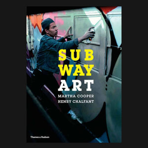 "MARTHA COOPER - ""SUBWAY ART"" BOOK"