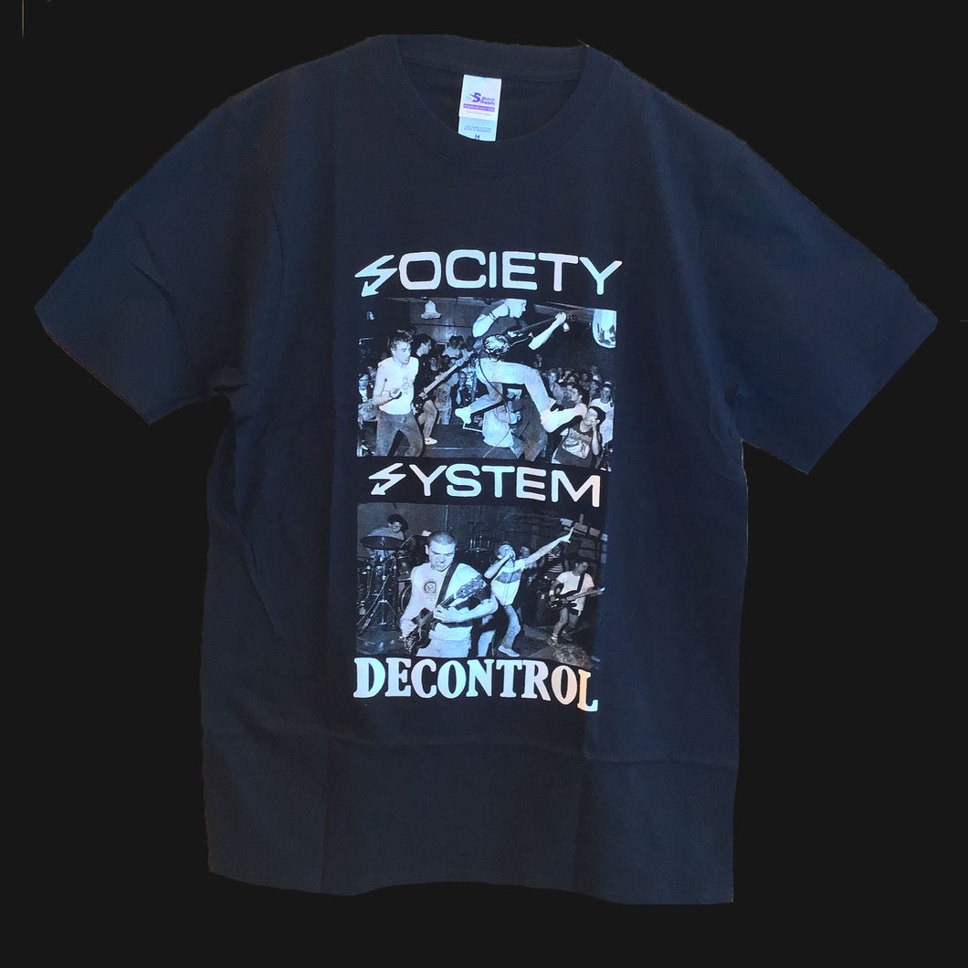 "SSD - ""SOCIETY SYSTEM DECONTROL"