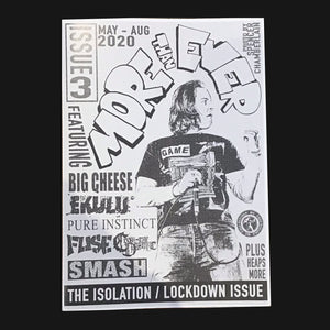 "MORE THAN EVER - ""ISSUE 3"" ZINE"