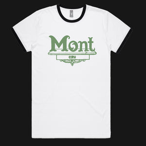 "MONT PUBLISHING HOUSE - ""CRU"" SHIRT *PRE-ORDER*"