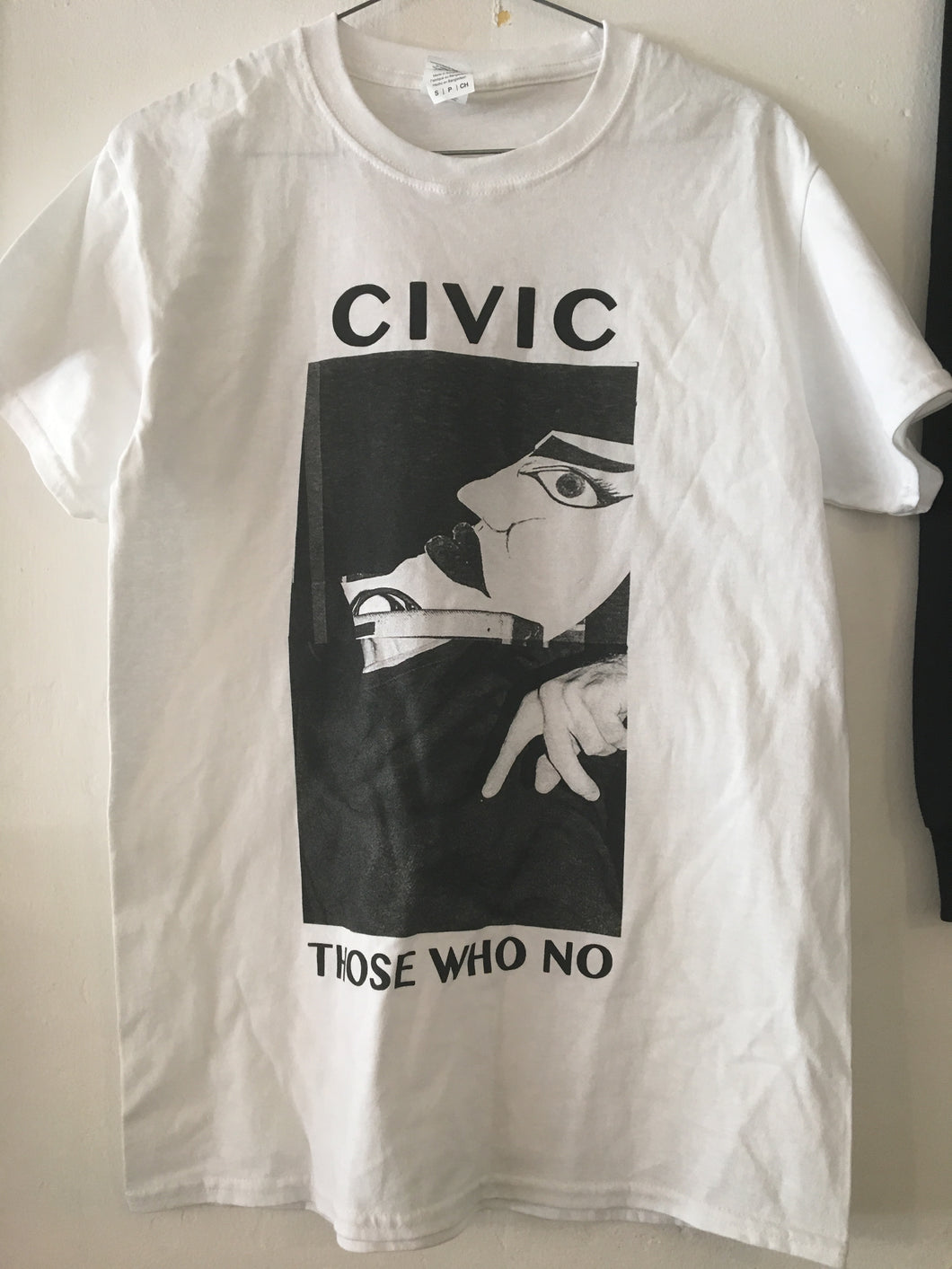 CIVIC - THOSE WHO NO SHIRT