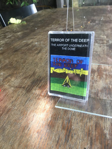 TERROR OF THE DEEP - THE AIRPORT UNDERNEATH THE DOME CS