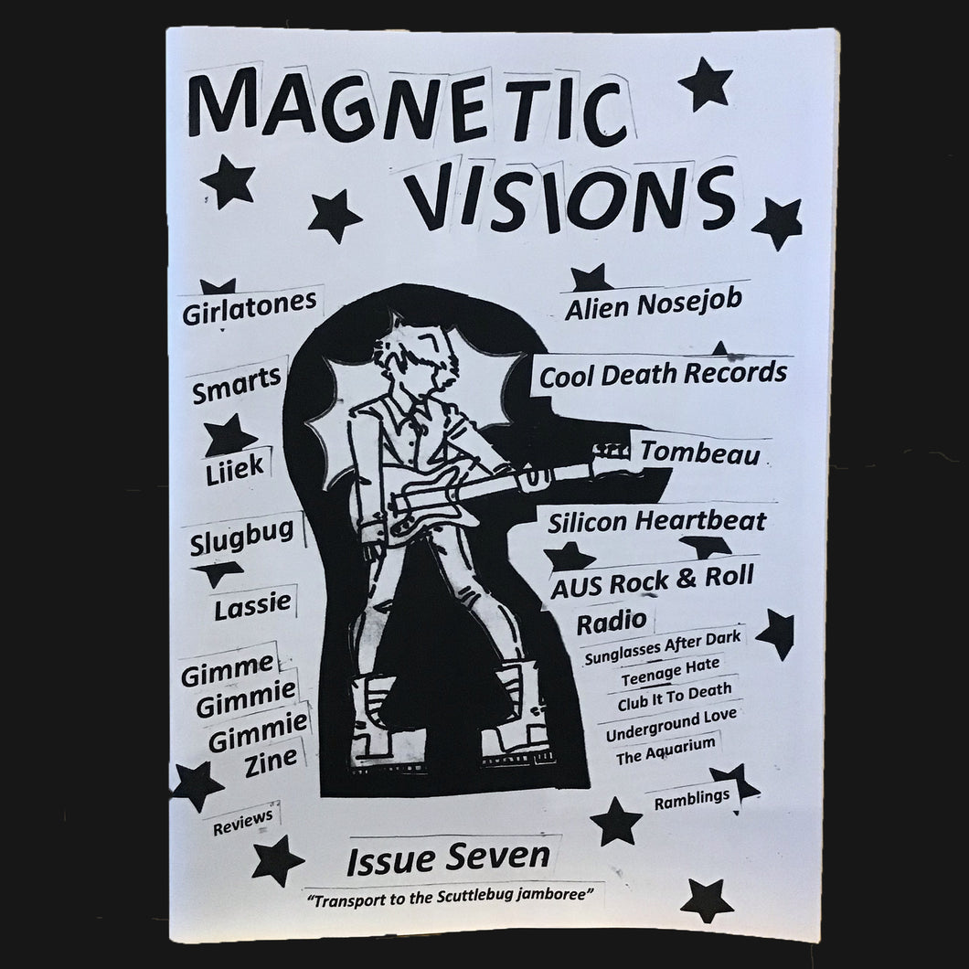 MAGNETIC VISIONS -