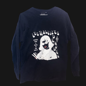 "LES RALLIZES DENUDES - ""HEAVIER THAN A DEATH IN THE FAMILY"" LONGSLEEVE SHIRT"