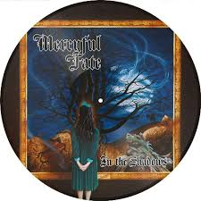 "MERCYFUL FATE - ""IN THE SHADOWS"" LP"
