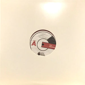 "LAKES - ""WINTERS BLADE"" LP *TEST PRESSING*"
