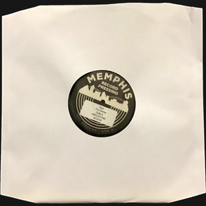 "NUN - ""THE DOME"" LP *TEST PRESSING*"