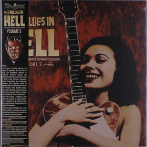 "VARIOUS- ""HILLBILLIES IN HELL VOL. 9"" LP"
