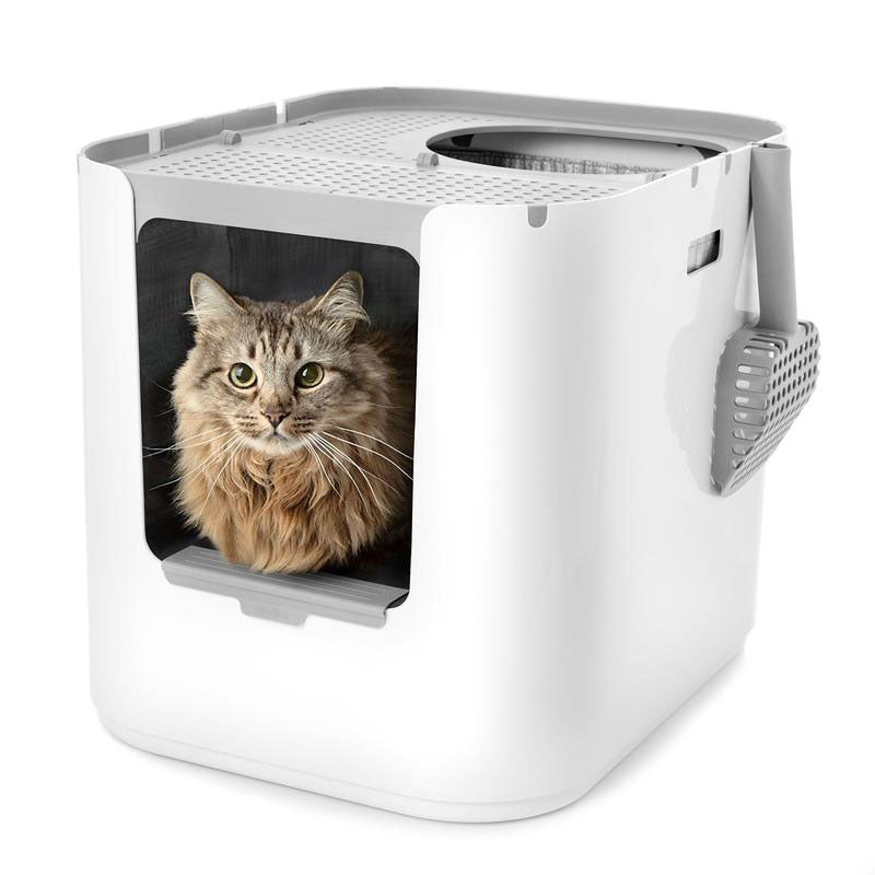 Modkat XL Litter Box Front-Entry
