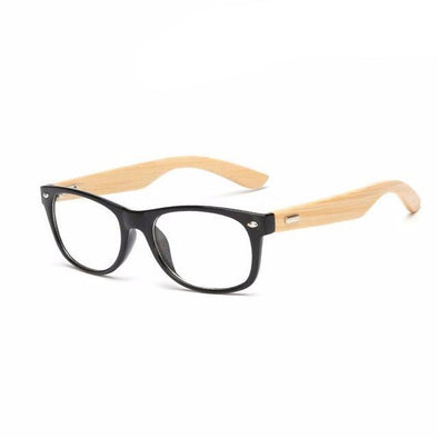 Scarlet Seashore Wood Sunglasses