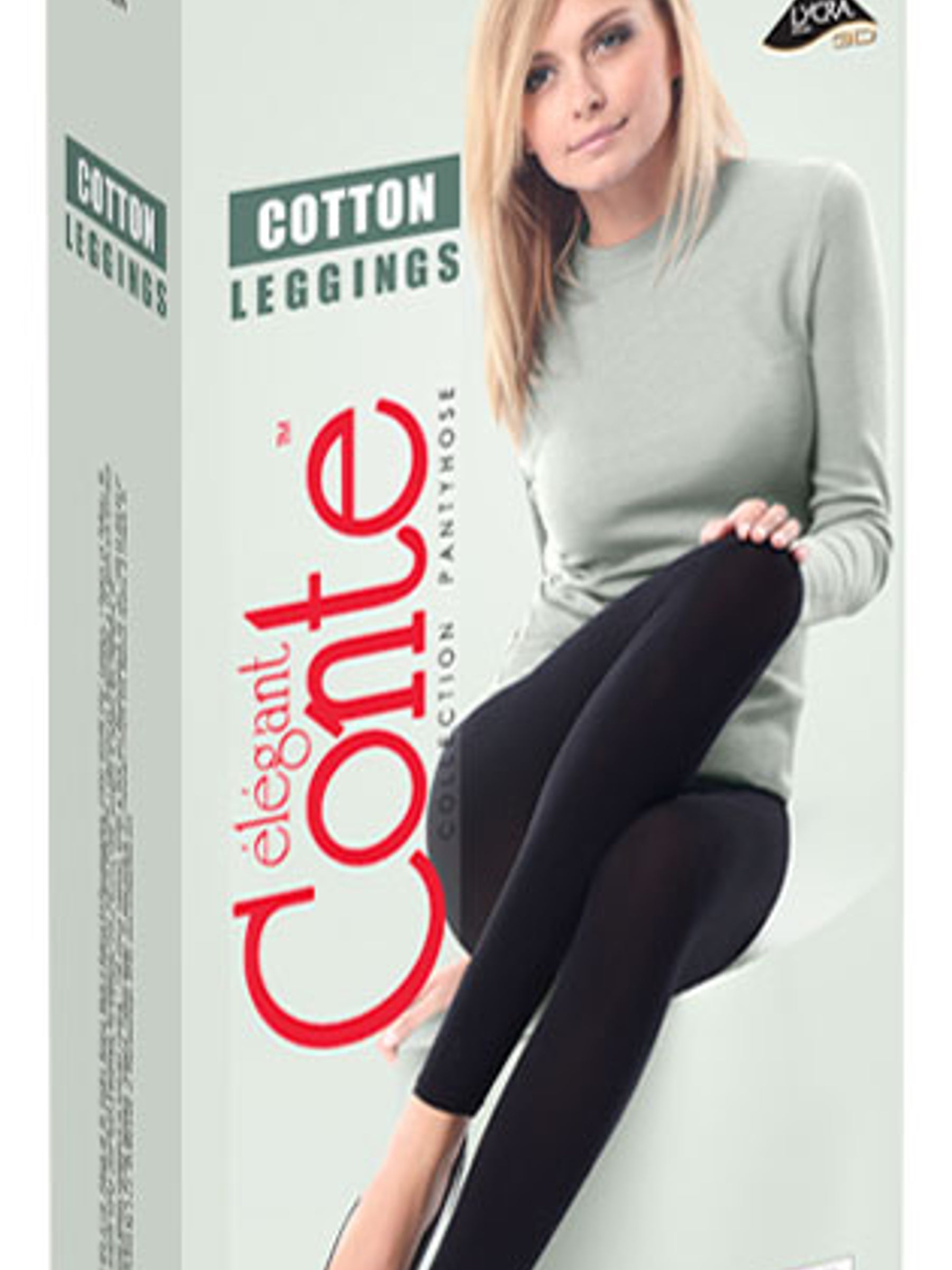 Cotton 250 Leggings Den