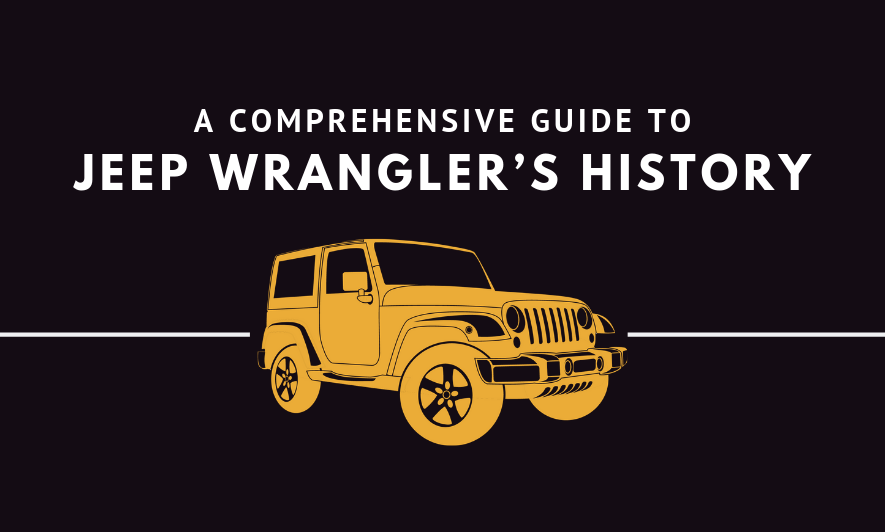 A Comprehensive Guide to Jeep Wrangler's History