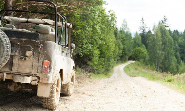 Best Off-Road Driving Trails in Maine