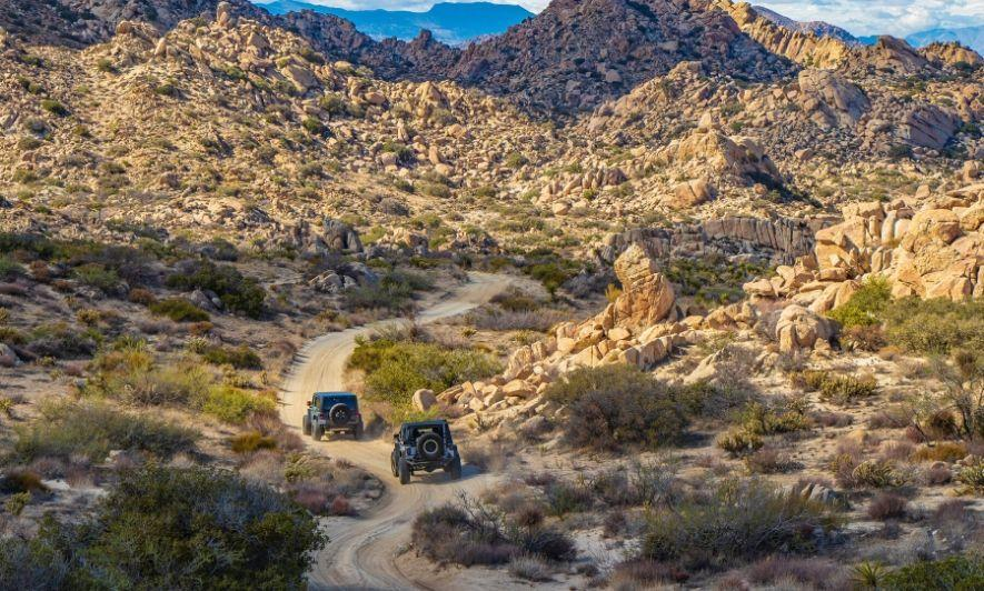 Best Trails to Drive on in the U.S.