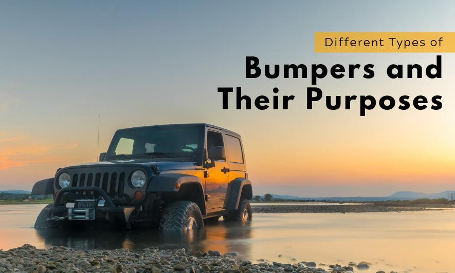 Different Types of Bumpers and Their Purposes