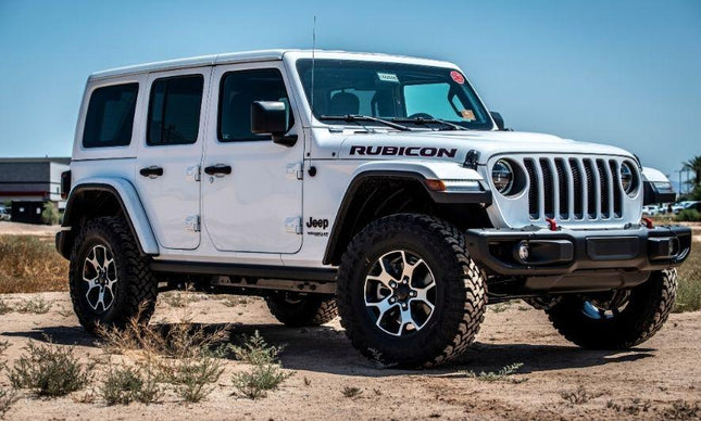 Everything We Know About Jeep's Upcoming Models