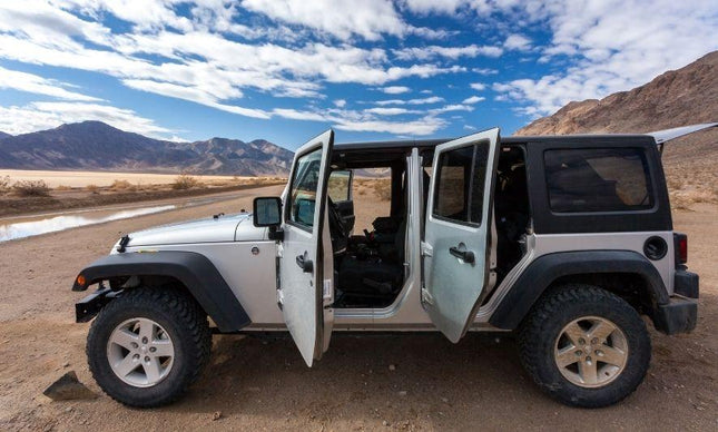 How To Give Your Jeep Wrangler a Smoother Ride