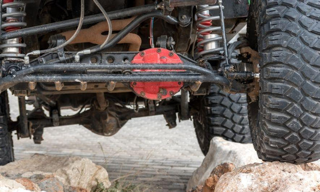 How To Identify Wrangler Axles