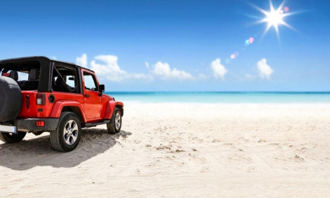 How To Prepare Your Jeep for Summer Weather