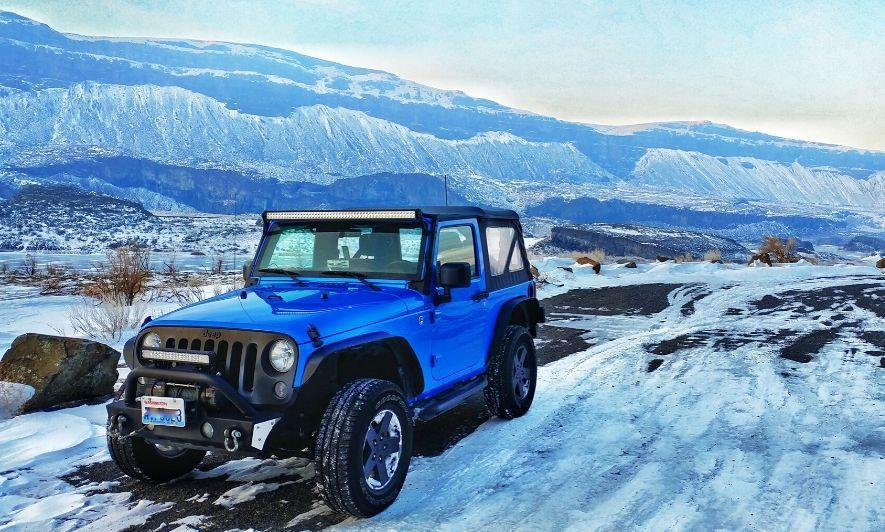 How to Prepare Your Jeep for Winter Driving