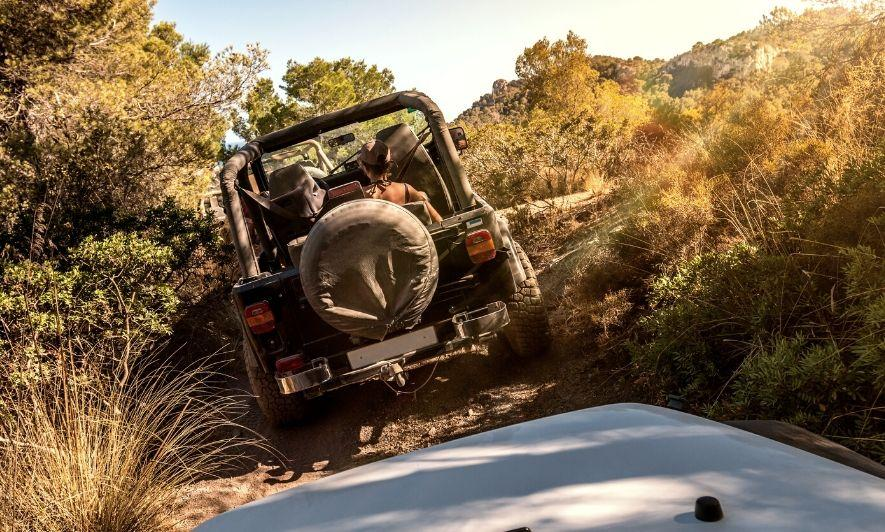 Off-Road Basics: Trail Etiquette