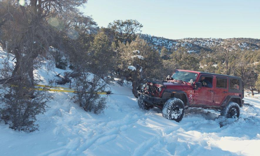 The Advantages of Four-Wheel Drive