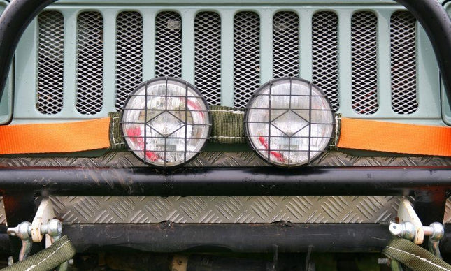 The Benefits of Grille Inserts for Your Jeep