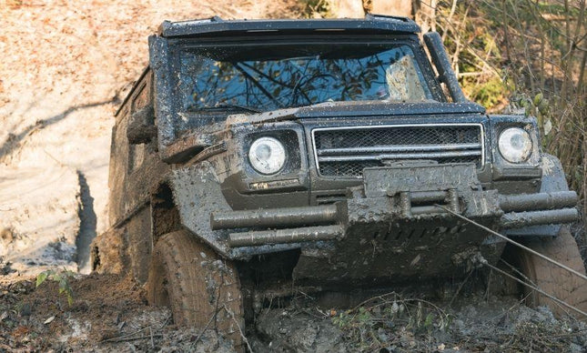Why You Need a Winch for off-Roading