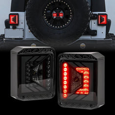 Jeep Wrangler jk tail lights