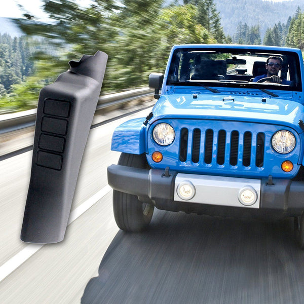 Jeep Wrangler 4 Switch Pad