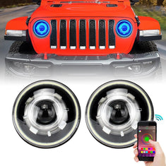 Jeep JL RGB Eye Headlights
