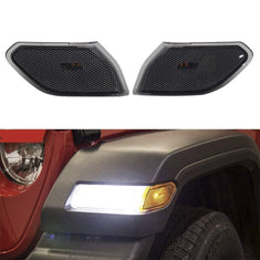 Jeep Wrangler jl side marker light