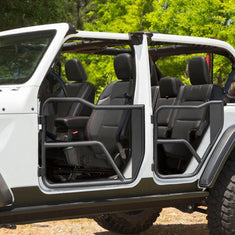 Tubular Door Without Mirrors for 07-18 Jeep Wrangler JK 4 Door