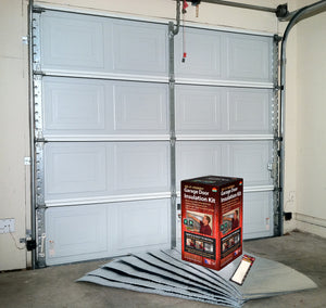 3009 Reflective Air² Garage Door Insulation Kit