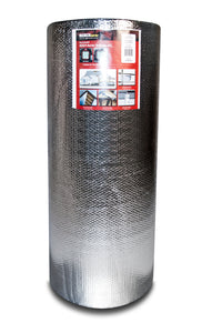Reach Barrier Reflective Air² Roll 4'x125' (Double Reflective/Double Bubble)
