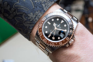Our Favourite Travel Watches: Rolex Brand