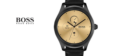 Clocks and Rocks | Collection of Hugo Boss wrist watches | Luxury timepieces on free Shipping