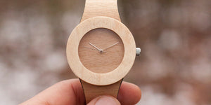 Wooden Watch Cover