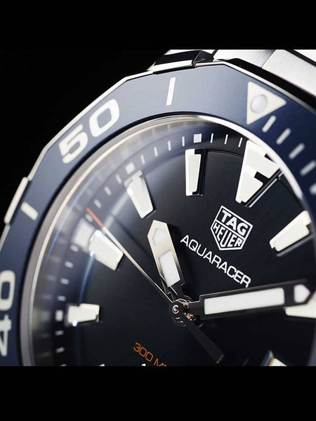 TAG Heuer Aquaracer Men's Sports Quartz Watch | Clocks & Rocks