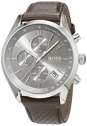 HUGO BOSS Grand Prix Chronograph Men's Wrist Watch - Clocks & Rocks