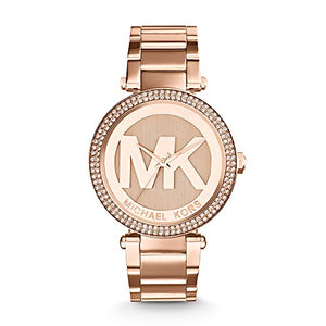 Michael Kors Parker Ladies Watch | Clocks & Rocks