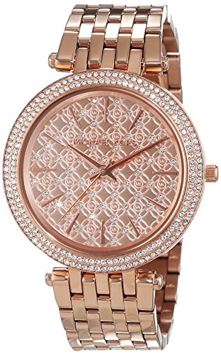 Michael Kors Women's Analogue Quartz | Clocks & Rocks