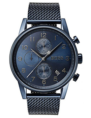 HUGO BOSS Men's Chronograph Quartz Wrist Watch - Clocks & Rocks