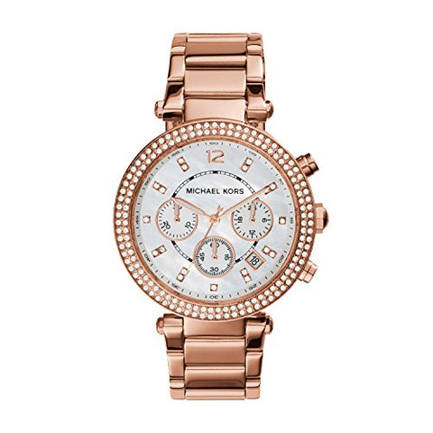 Michael Kors Women's Watch - Mother of Pearl | Clocks & Rocks
