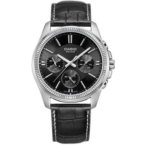 Casio - Pointer Series Quartz Men's Wrist Watch | Clocks & Rocks