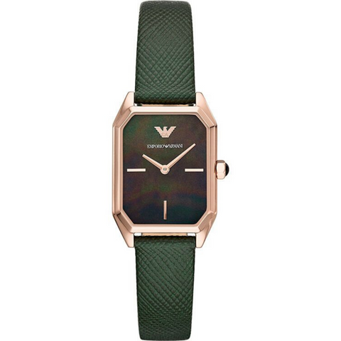 Emporio Armani Analogue Quartz Ladies Watch | Clocks & Rocks